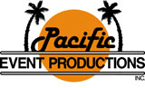 Pacific Event Productions Logo